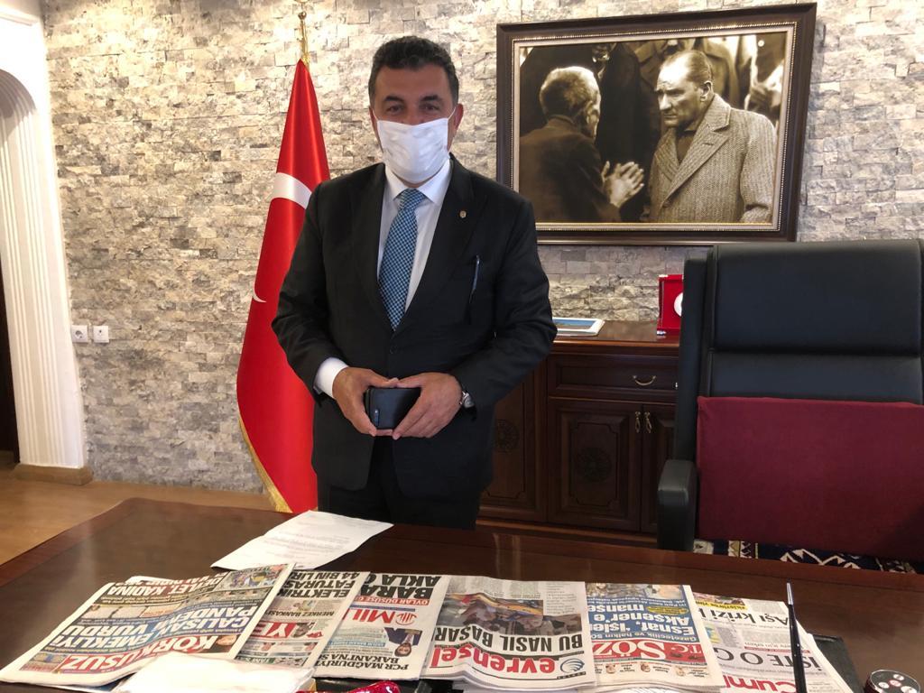 Faruk Demir: Türkiye'nin yüzde 70'ine yakınını muhalefet yönetiyor