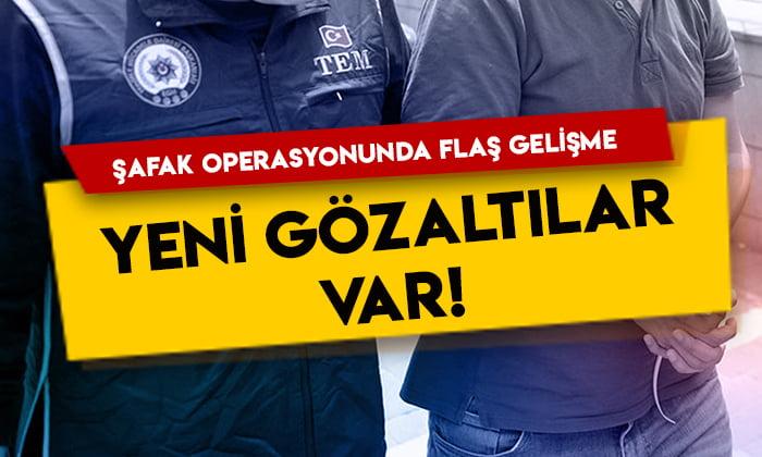 Kars'taki şafak operasyonunda flaş gelişme: Yeni gözaltılar var