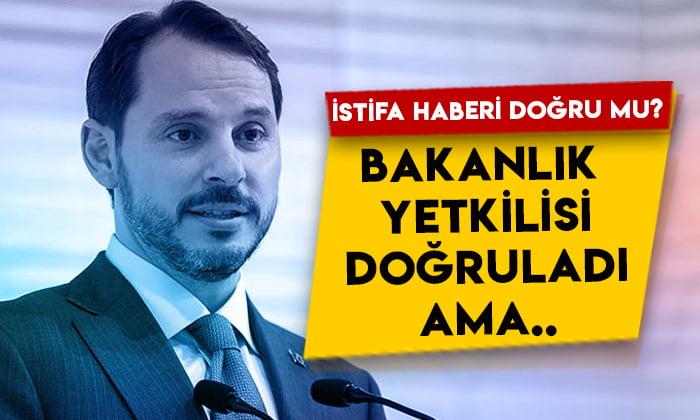 Berat Albayrak'ın hesabından istifa mesajı yayımlandı: Bakanlık yetkilisi doğruladı ama…