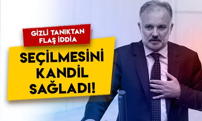 Gizli tanıktan Ayhan Bilgen hakkında flaş iddia: Seçilmesini Kandil sağladı!