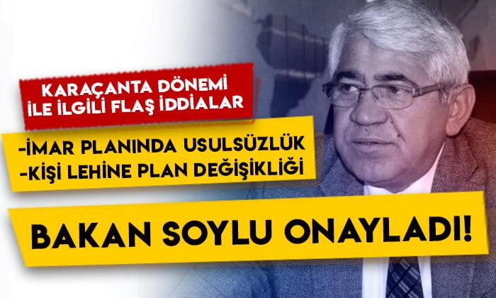 İçişleri Bakanı Süleyman Soylu onayladı: Murtaza Karaçanta dönemi ile ilgili flaş soruşturma!