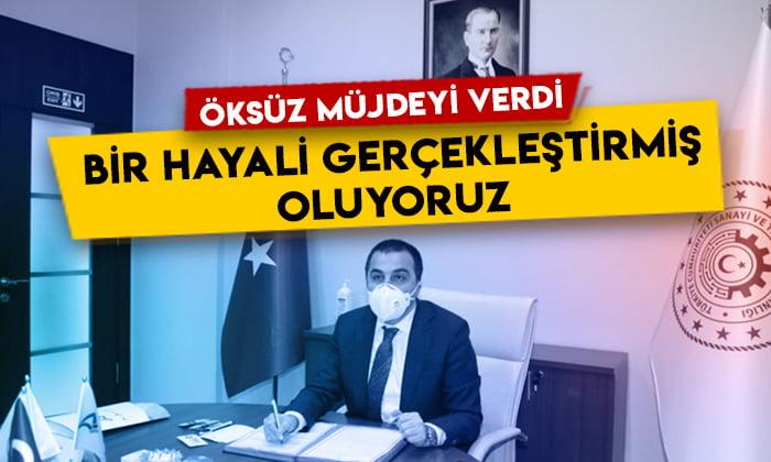 Kars Valisi Türker Öksüz müjdeyi verdi: Bir hayali gerçekleştirmiş oluyoruz