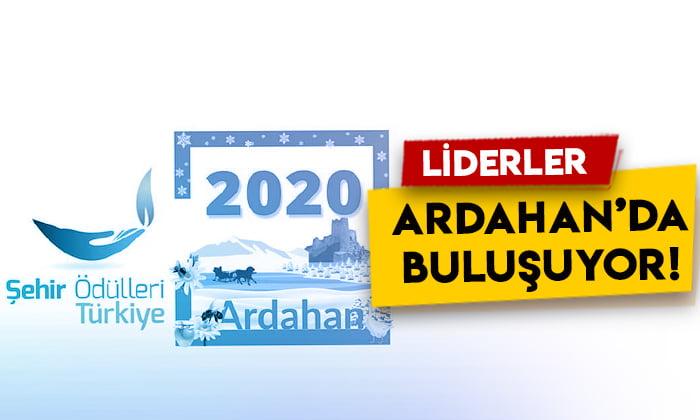 Liderler 22-24 Şubat'ta Ardahan'da buluşuyor!