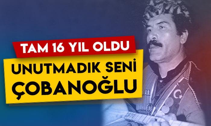 Murat Çobanoğlu'nun ölümünün üzerinden 16 yıl geçti: Unutmadık seni büyük ozan!