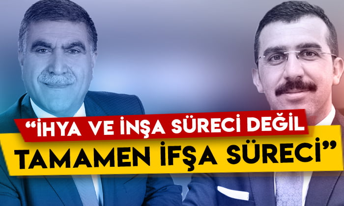 CHP Kars İl Başkanlığından AK Parti İl Başkanı Çalkın'a yanıt: İhya ve inşa süreci değil, tamamen ifşa süreci!