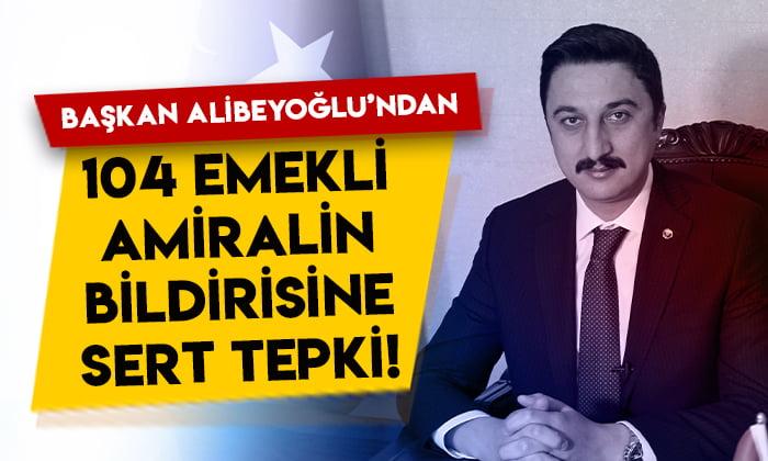 KATSO Başkanı Ertuğrul Alibeyoğlu'ndan 104 emekli amiralin bildirisine sert tepki!