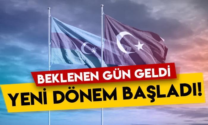 Beklenen gün geldi: Türkiye ile Azerbaycan arasında kimlikle seyahat dönemi!