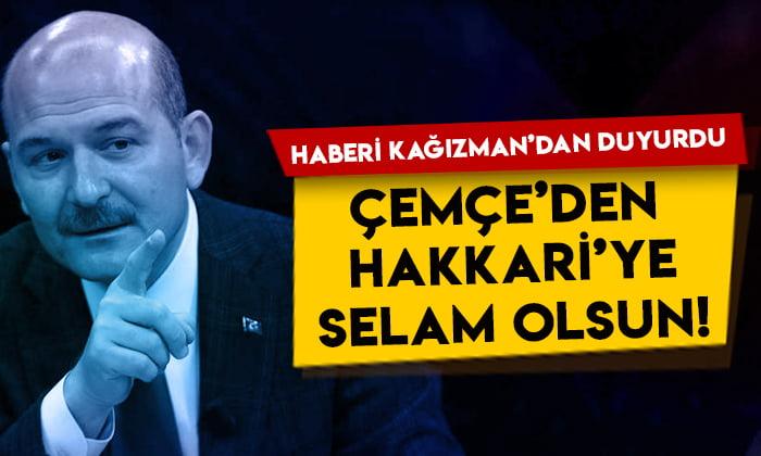 İçişleri Bakanı Süleyman Soylu haberi Kağızman'dan duyurdu: 3 terörist etkisiz hale getirildi!