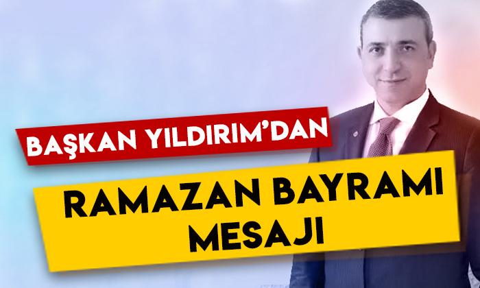 KAI-FED Genel Başkanı Erdoğan Yıldırım'dan Ramazan Bayramı mesajı