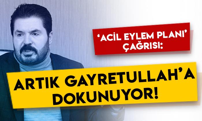 Ağrı Belediye Başkanı Savcı Sayan'dan 'acil eylem planı' çağrısı: Artık Gahretullah'a dokunuyor!