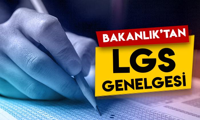 İçişleri Bakanlığından LGS genelgesi: Öğrenciler ve refakatçileri kısıtlamadan muaf tutulacak