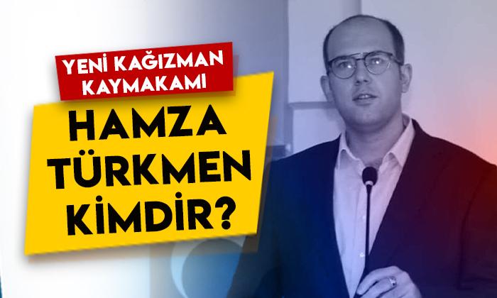 Yeni Kağızman Kaymakamı Hamza Türkmen kimdir?
