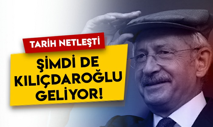 Tarih netleşti: Şimdi de CHP lideri Kemal Kılıçdaroğlu Kars'a geliyor!